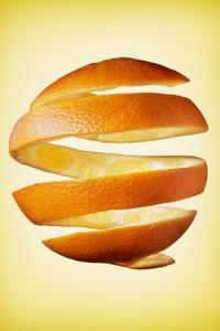 celiulas. apelsino zievele